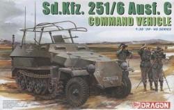 Sd.Kfz. 251/6 Ausf. C COMMAND VEHICKE
