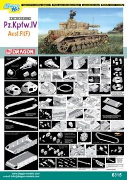 Pz.Kpfw.IV Ausf.F1(F) (SMART KIT)