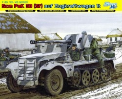 5cm PaK 38 auf Zugkrafteagen 1 t