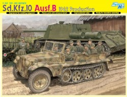SD.KFZ.10 AUSF.B 1942 PRODUCTION (SMART KIT)