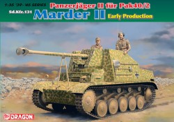 Marder II Early Production