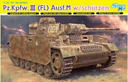 Pz.Kpfw. III (FI) Ausf.M w/Schurzen