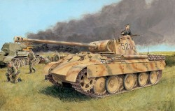 Sd.Kfz. 171 Panther D (Kursk Offensive, July 1943)