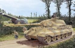 Sd.Kfz.182 KING TIGER (PORSCHE TURRET)