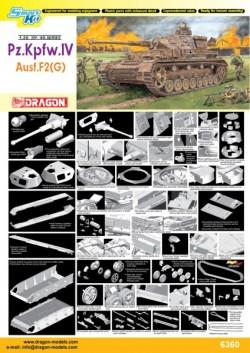 Pz.Kpfw.IV Ausf.F2(G) (SMART KIT)