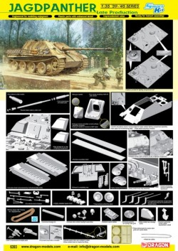 JAGDPANTHER LATE PRODUCTION (SMART KIT)