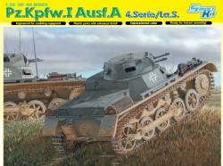 Pz.Kpfw.I Ausf.A 4.Serie/La.S.