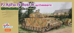 Pz.kpfw.IV Ausf. H Mid Production w/ Zimmerit