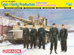 TIGER I EARLY PRODUCTION (MICHAEL WITTMANN), EASTERN FRONT 1944