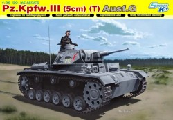 Pz.Kpfw.III (5cm) (T) AUSF. G ( Smart Kit)