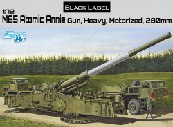 M65 ATOMIC ANNIE GUN HEAVY MOTORIZED 280mm (Smart Kit)