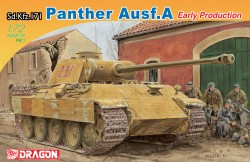 Sd. Kfz. 171 PANTHER Ausf.A EARLY PRODUCTION