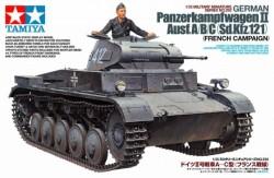 Pz.Kpfw.II Ausf. A/B/C/