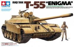 T-55 Enigma Iraqi MBT