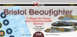 Beaufighter in RAF and Commonwealt Service
