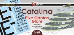 Catalina - Five Qantas Stars