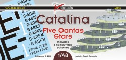 Catalina - Five Qantas Stars