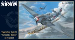 Yakovlev Yak-3 Normandie Niemen