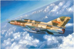J-7C/J-7D Fighter