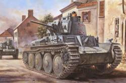 German Panzer Kpfw.38(t) Ausf.B
