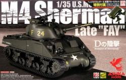 M4 SHERMAN ( LATE PRODUCTION ) FAY