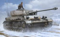 German Pz.Beob.Wg.IV Ausf.J Medium Tank
