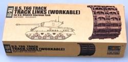 U.S. T66 track for M4A3E8 Sherman tank