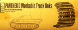 Panther D Workable Tracks links