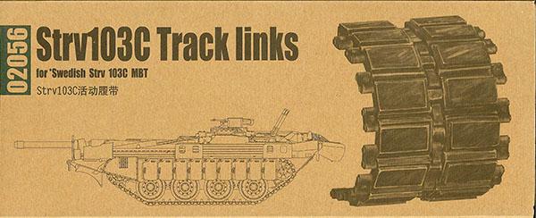 Strv103 late Track links