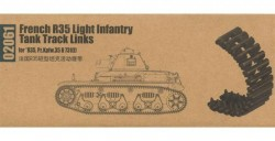 French R35 Light Infantry Tank Track Lin