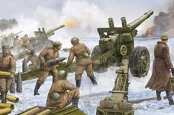 Soviet 152mm Howitzer-gun M1937 (ML-20)