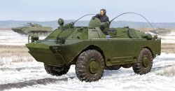 Russian BRDM-2UM