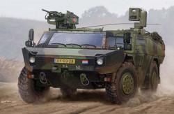 German Fennek LGS-Dutch Version