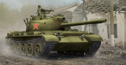 PLA Type 62 light Tank