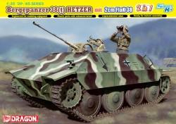 Bergepanzer 38(t) HETZER mit 2cm FlaK 38 - Smart Kit (2 in 1)