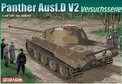 Panther Ausf.D V2 Versuchsserie (Smart Kit)