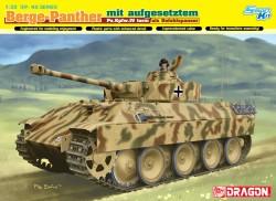Berge-Panther mit Aufgesetztem Pz.Kpfw.IV Turm Als Befehlspanzer