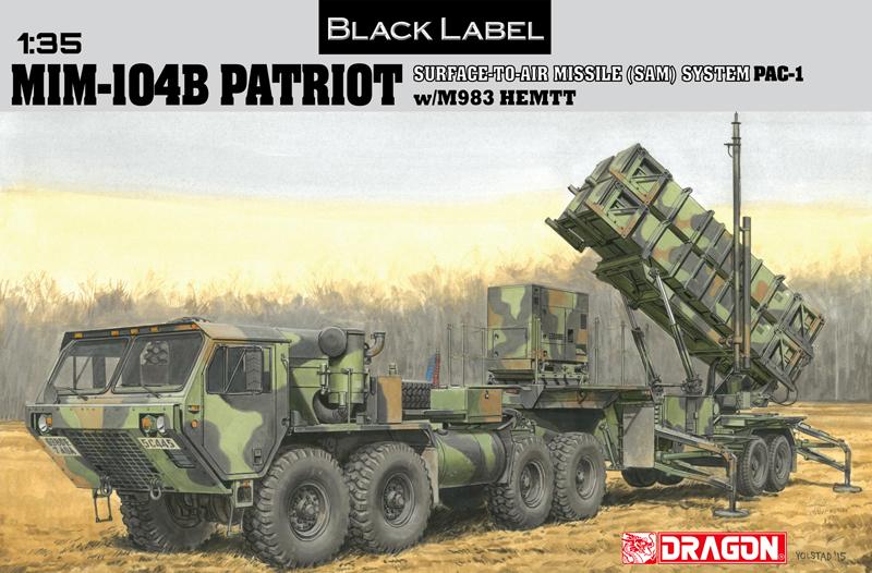 MIM-104B PATRIOT