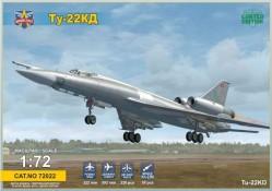Tu-22KD