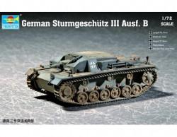 German Sturmgeschütz III Ausf. B