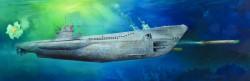DKM U-Boat Type VIIC U-552