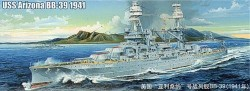 USS Arizona BB-39