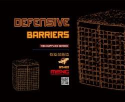 Defensive Barriers (Resin)