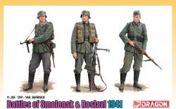 Battle of Smolensk & Roslavl 1941