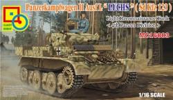 """Panzerkampwagen II Ausf.L""""Luchs""""(Sdkfz. 123)Light Reconnaissance Tank"""
