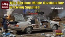 German Made Civilian Car w/Living