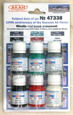 100th anniversary of the Russian Air Force: Missile and bomb armament