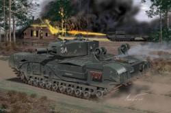 Churchill Mk.IV AVRE Combat Engine