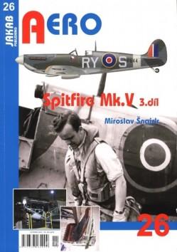 Aero 26 - Spitfire Mk.V 3. díl