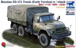 Russian Zil-131 Truck (Early Version) w/winch